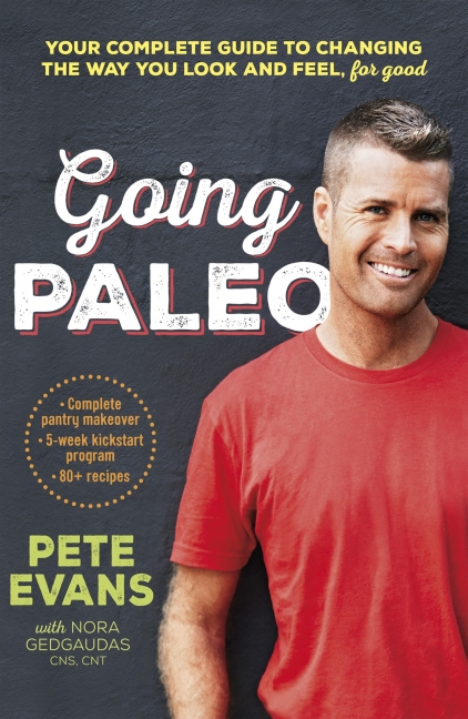 Going Paleo - Pete Evans